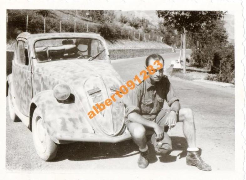 Fiat 500 Topolino A / simca 5 topolino 17643311