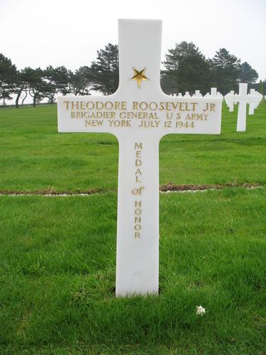 Théodor ROOSEVELT II : fils de président et Brigadier Général 312