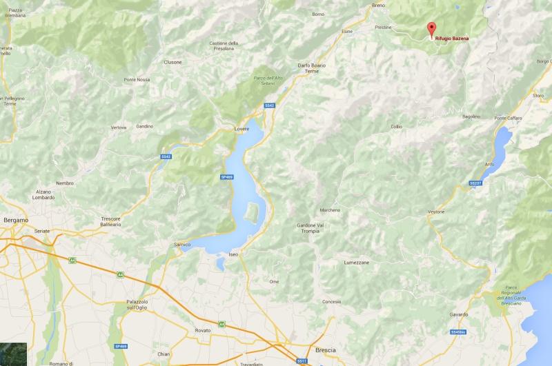XI Scooter Rally Camuno - 2/3 luglio 2016 Mappa10