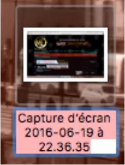 [TUTO] COMMENT SAISIR  TOUT OU PARTIE DE L'ECRAN POUR EN FAIRE UNE PHOTO ? Captur14