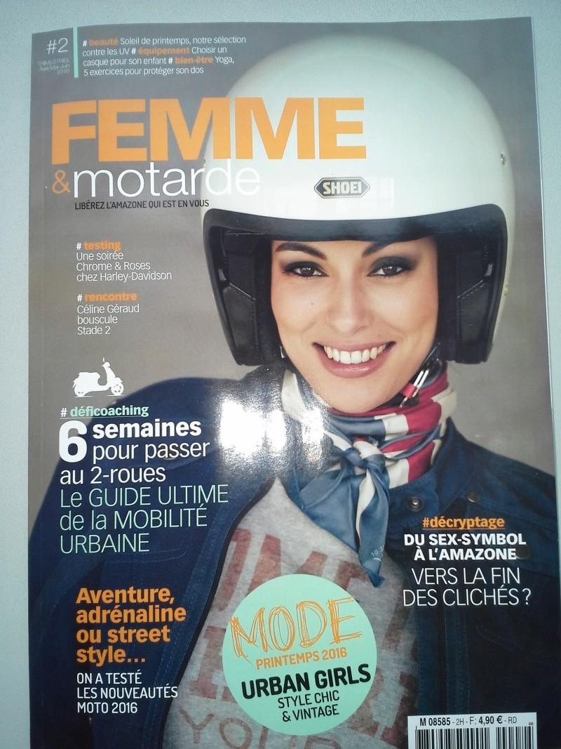 Un magazine à destination des Femmes mais pas que... 20160310
