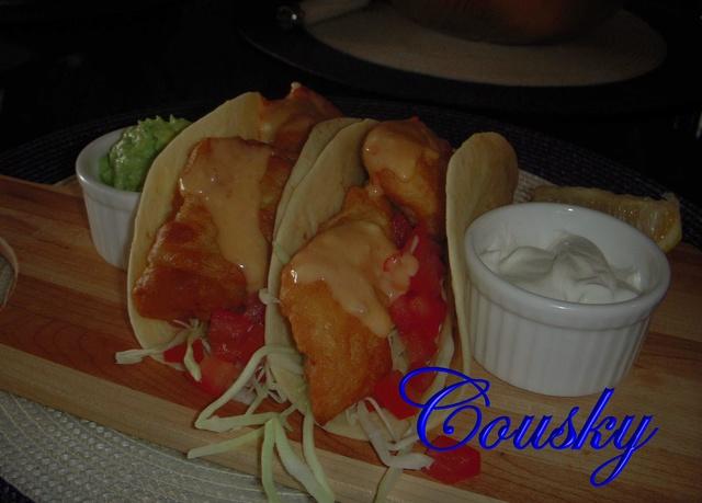 Tacos au Poisson Tcos211