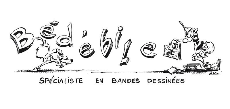 BEDEBILE (BD, ROMANS, JEUX, FIGURINES ...) LA LOUVIERE 24247110