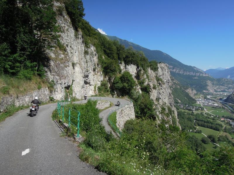 Week end Maurienne  > Lieu du rendez-vous - Page 4 Dscn9239