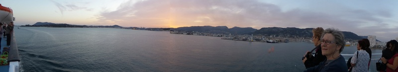 [Les Ports Militaires de Métropole] Visite de la rade de Toulon - Page 7 Corse_11