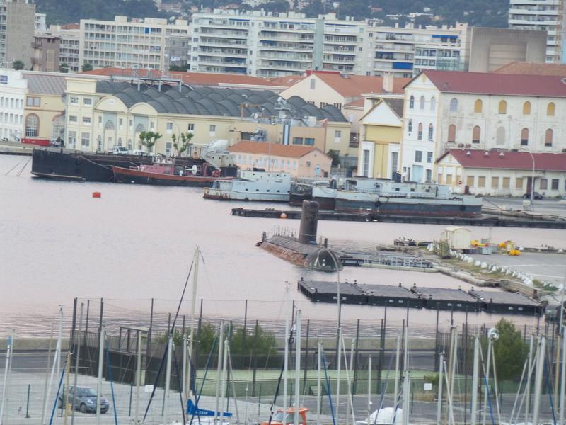 [Les Ports Militaires de Métropole] Visite de la rade de Toulon - Page 7 Corse_30