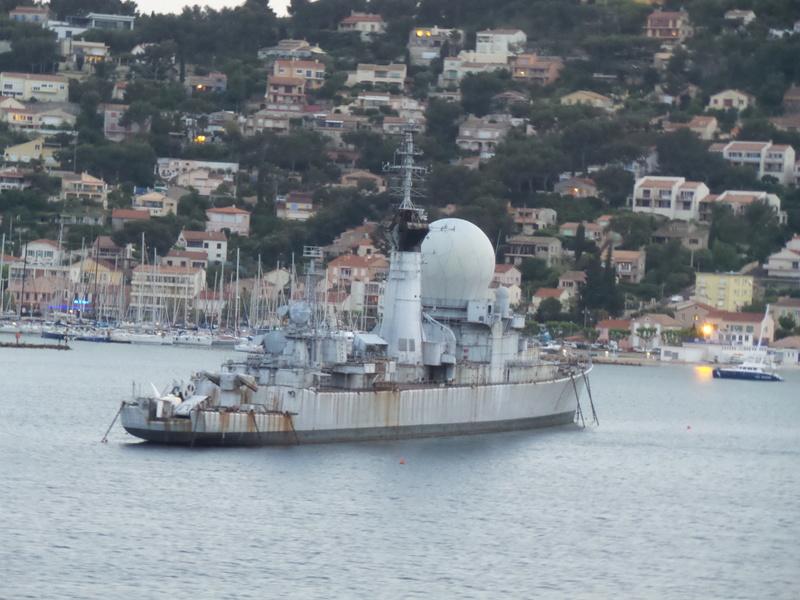 [Les Ports Militaires de Métropole] Visite de la rade de Toulon - Page 7 Corse_36
