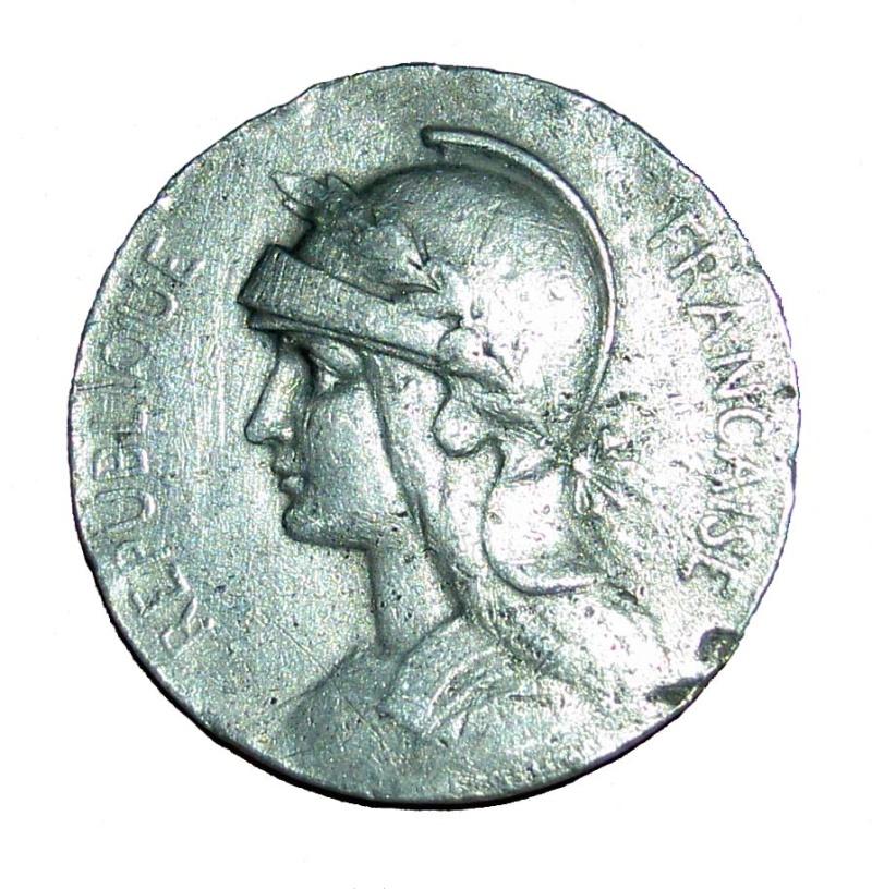 médaille coloniale ? 116