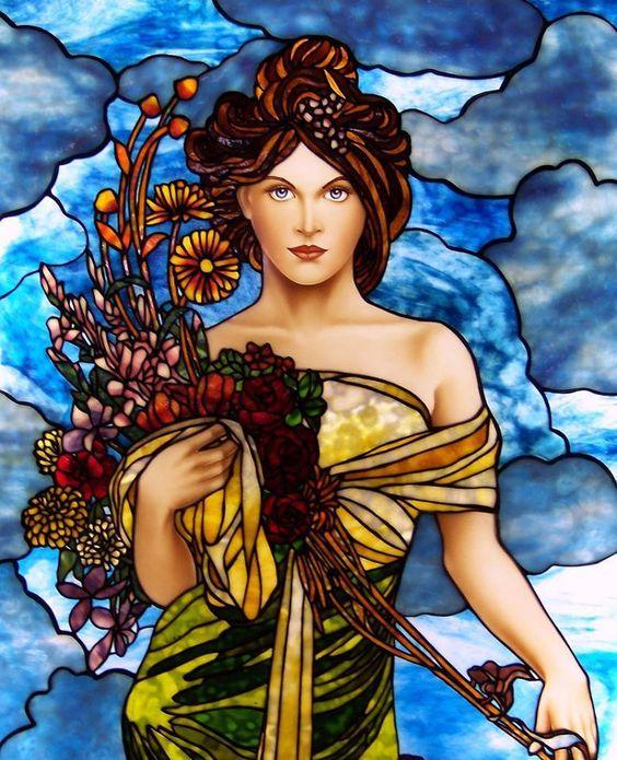 La  FEMME  dans  l' ART - Page 36 Art_fe68