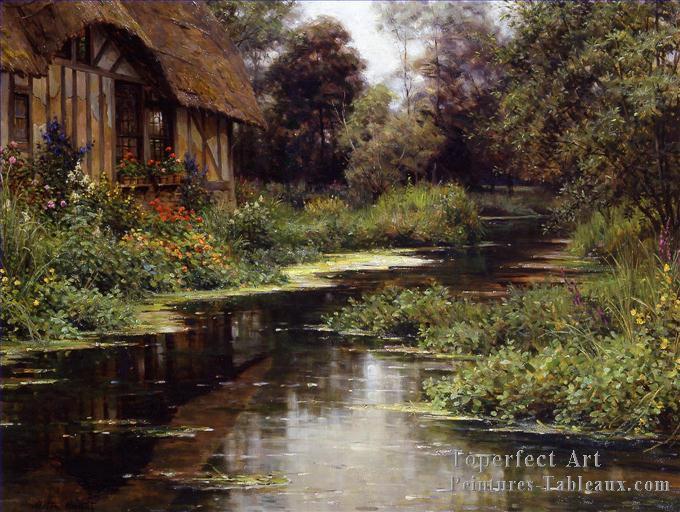 L'eau paisible des ruisseaux et petites rivières  Au_gry10