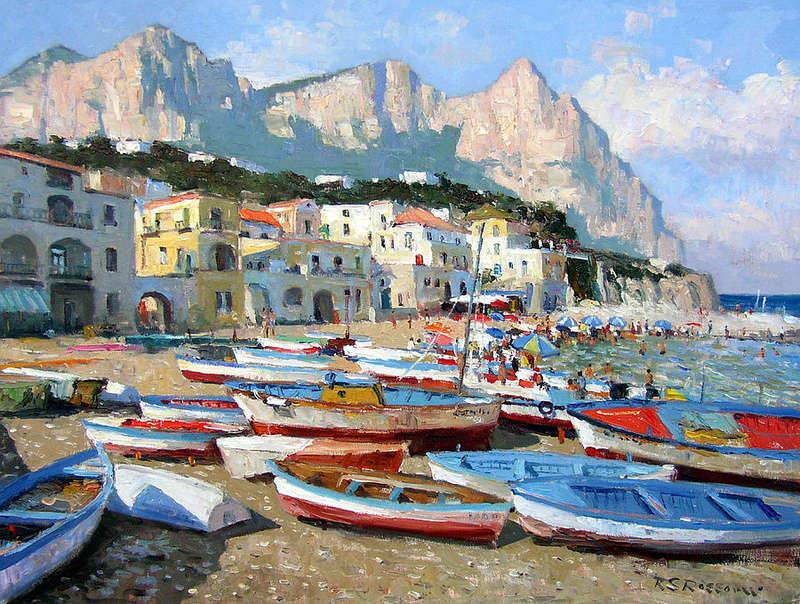 L' Italie ... - Page 2 Capri10