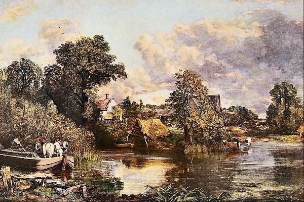 L'eau paisible des ruisseaux et petites rivières  - Page 2 Cheval10