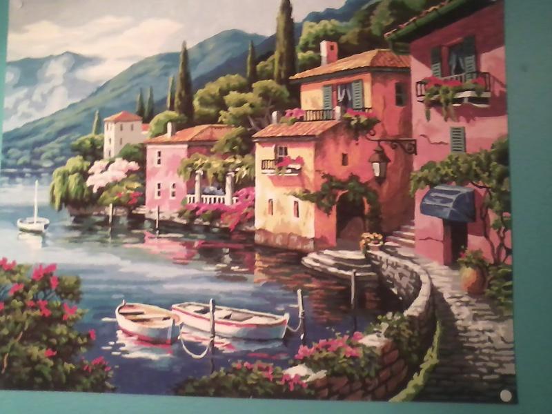 L' Italie ... Eau11