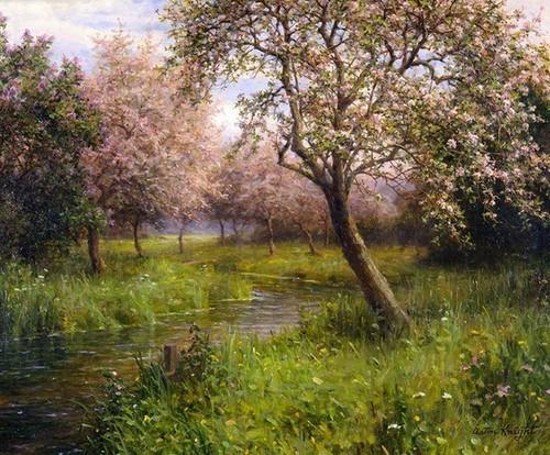 L'eau paisible des ruisseaux et petites rivières  Eau_n10