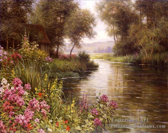 L'eau paisible des ruisseaux et petites rivières  Eau_zz10