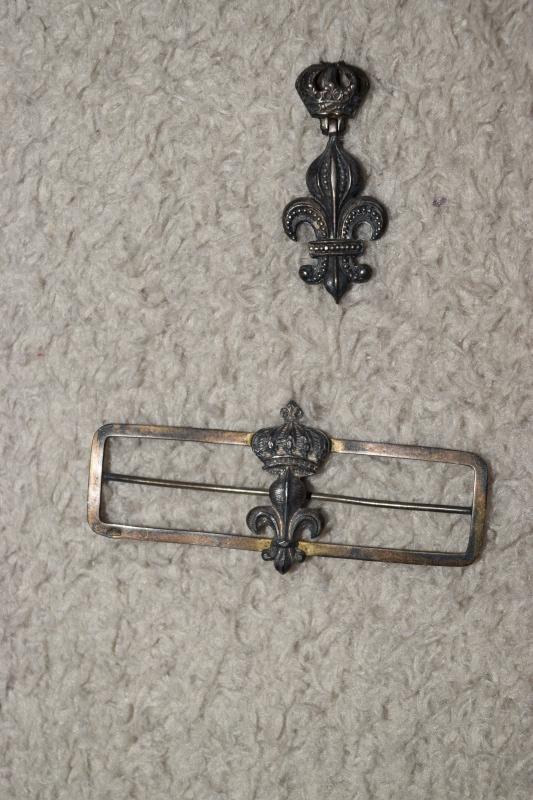 Légion d'Honneur et Ordre du Lys Restauration. Dsc_0211