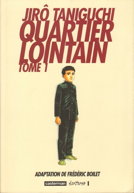 Quartier lointain (manga) Couv_110