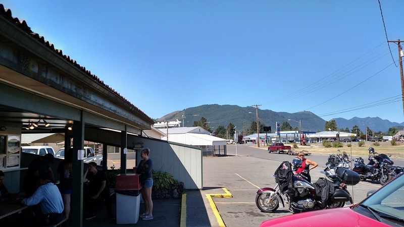 Mt St Helens run Mtsthe41