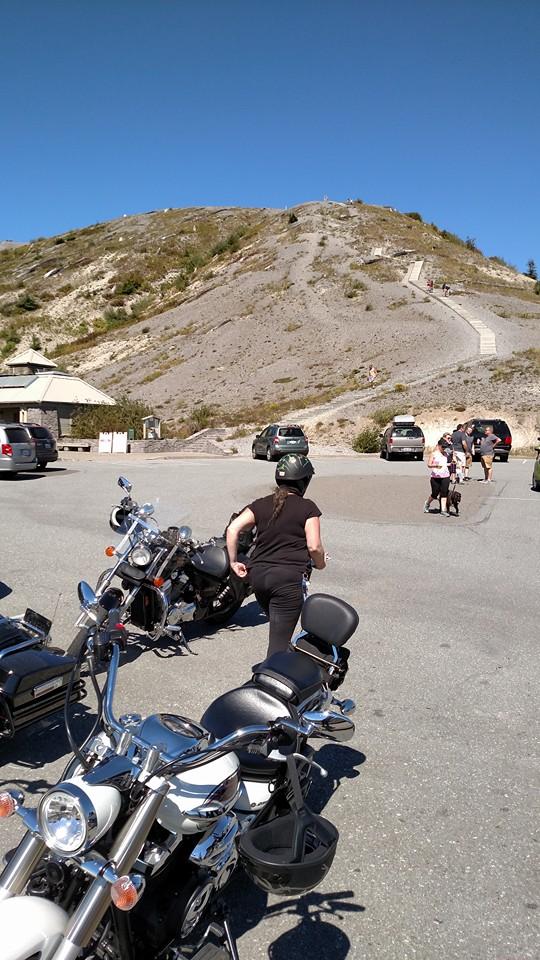 Mt St Helens run Mtsthe57