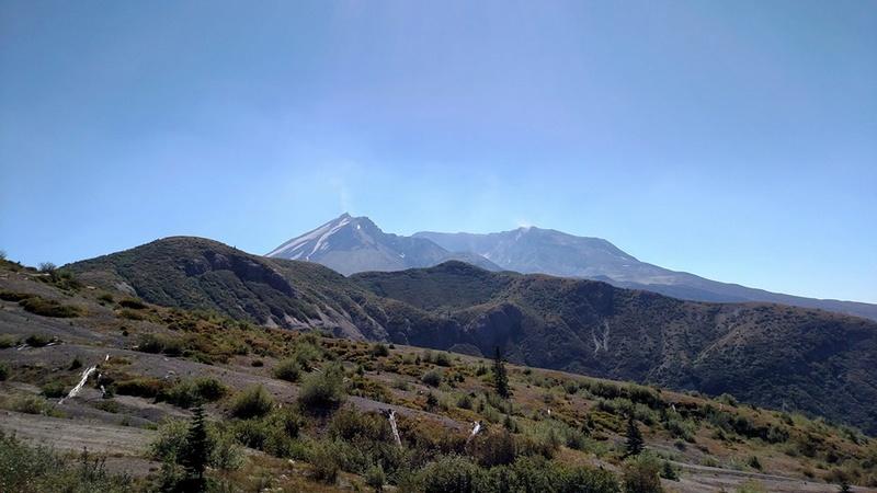 Mt St Helens run Mtsthe60