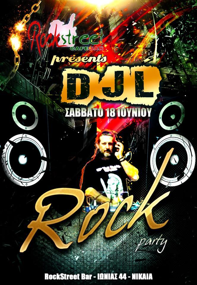 ROCK PARTY 18 Ιουνίου στο Rock Street  13393210