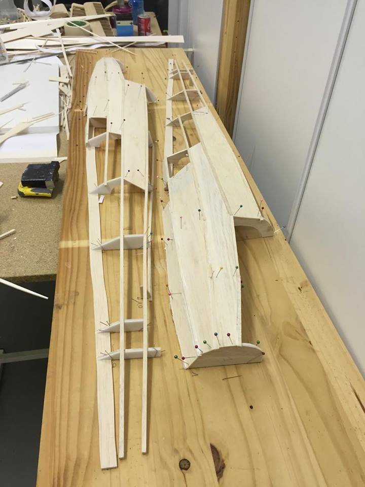 Schleicher Ka8B en construction - Page 2 1610