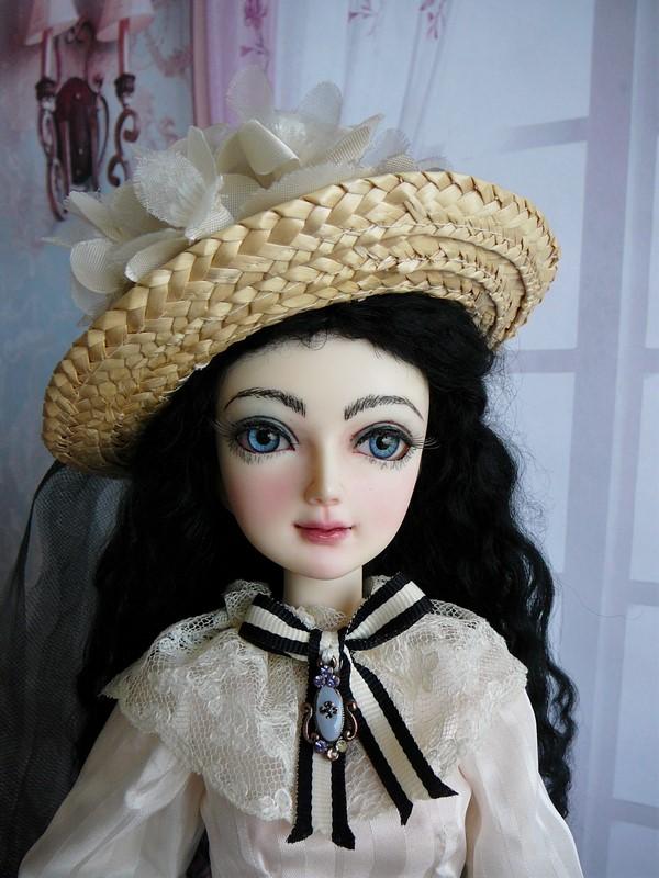 Mon Dahlia Noir (Lili Miro Doll)  Nouveau face-up ! 07_bla10