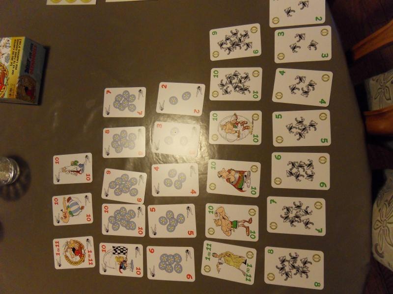 """Collection de cartes """"Astérix aux Jeux Olympiques""""  et balles magiques (cora et match) - Page 2 Sdc10512"""