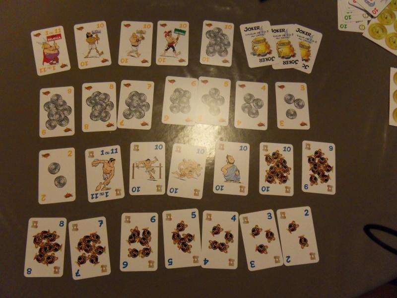 """Collection de cartes """"Astérix aux Jeux Olympiques""""  et balles magiques (cora et match) - Page 2 Sdc10513"""