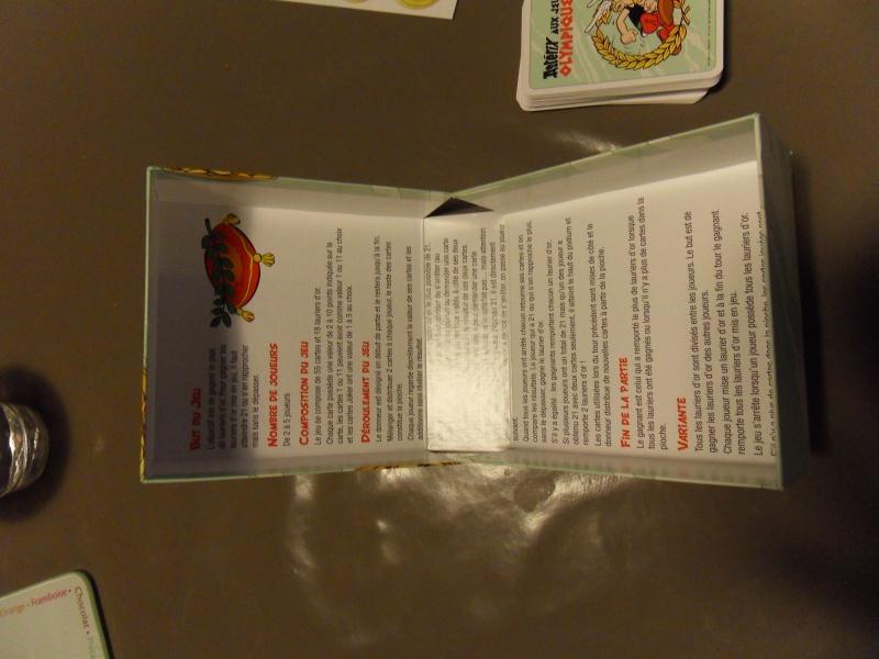 """Collection de cartes """"Astérix aux Jeux Olympiques""""  et balles magiques (cora et match) - Page 2 Sdc10514"""
