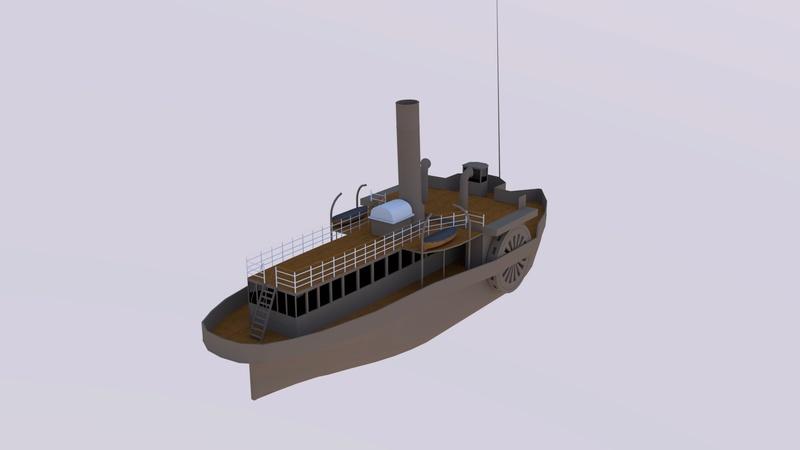 Titanic sous Blender - 21PhilC1 - Page 5 000110