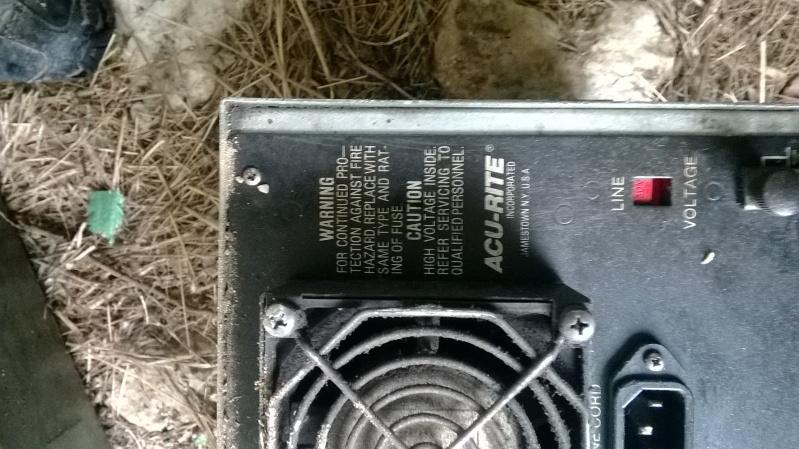 fraiseuse graffenstaden FH 124 R + tete birotative 8930 Visu_a10
