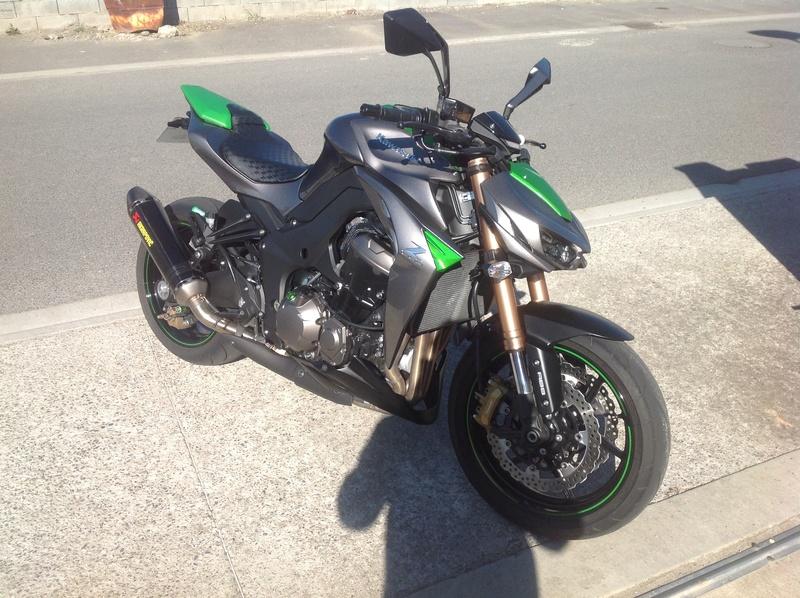 [VENDU] Kawasaki Z1000 Spéciale Édition ABS Image10