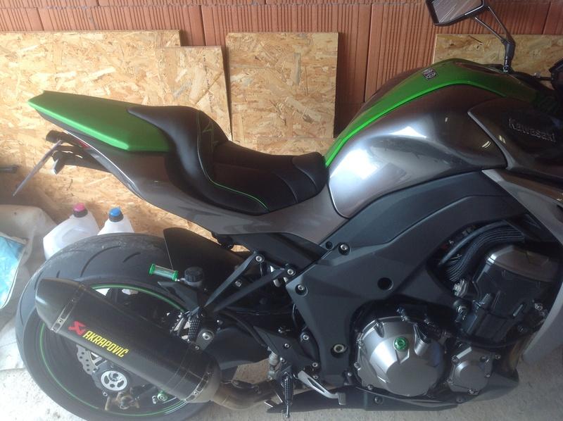 [VENDU] Kawasaki Z1000 Spéciale Édition ABS Image11