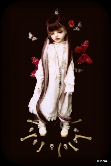 [Haunted Wardrobe] (ED Vivien) Roses (p22) - Page 19 Elaine10
