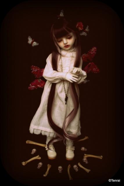 [Haunted Wardrobe] (ED Vivien) Roses (p22) - Page 19 Elaine12