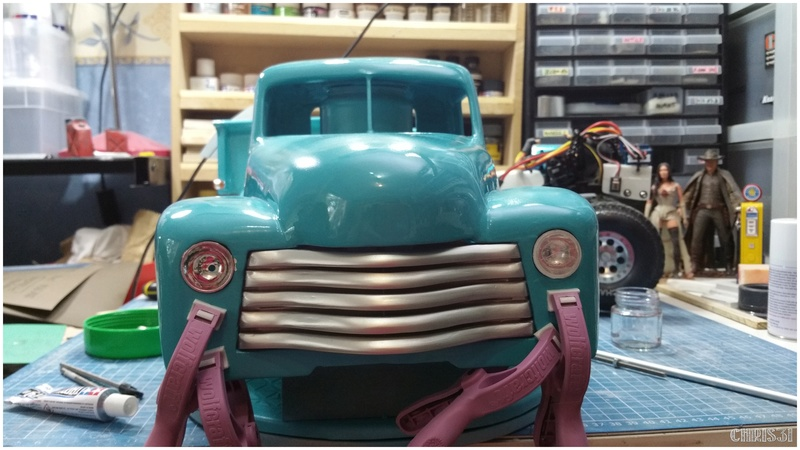 Chris Customs. Chevy Truck 1950 - Page 5 20160815