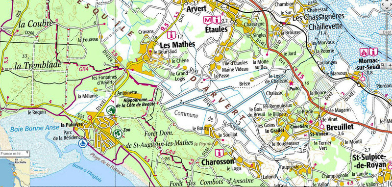 Les Mathes Charente-Maritime Mathes10