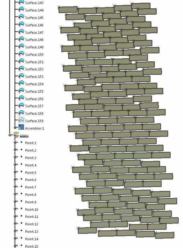 multi instantiation sur surfaces non coplanaire Imgarb10
