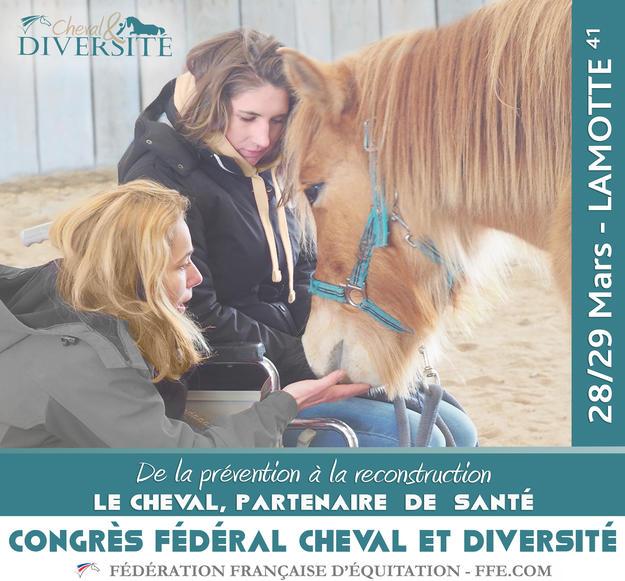 """Congrès """"Cheval et diversité"""" - Lamotte (41) - 28/29 mars 20190312"""