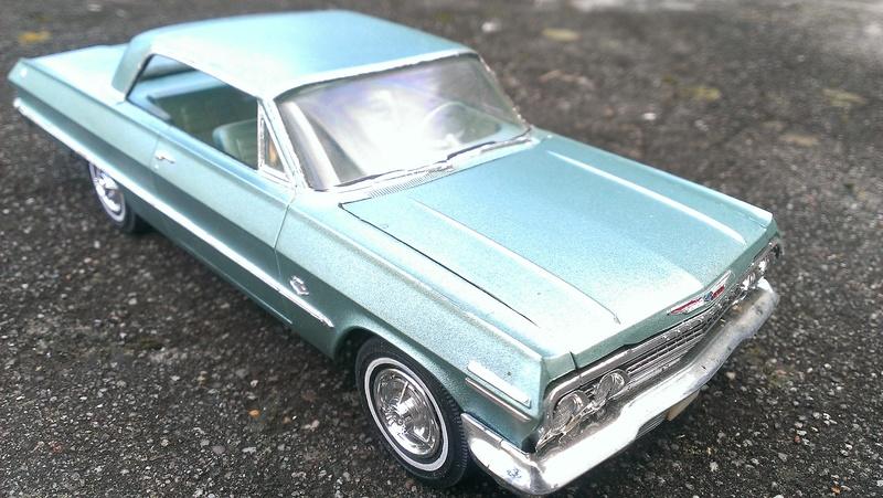 Chevrolet Impala 63 terminée Imag0515