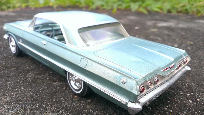 Chevrolet Impala 63 terminée Imag0517