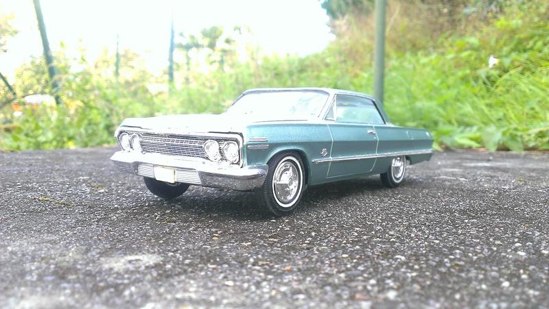 Chevrolet Impala 63 terminée Imag0518