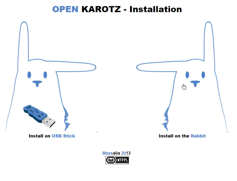 Probleme d'installation d'Open Karotz Screen13