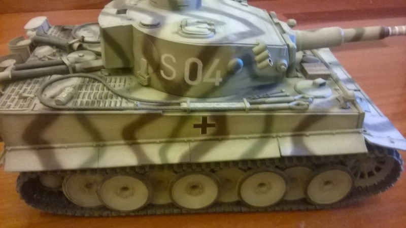 Vendo 56010 Tamiya Tiger S04 Wittmann RC 1:16 Wp_20121
