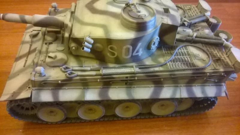 Vendo 56010 Tamiya Tiger S04 Wittmann RC 1:16 Wp_20122