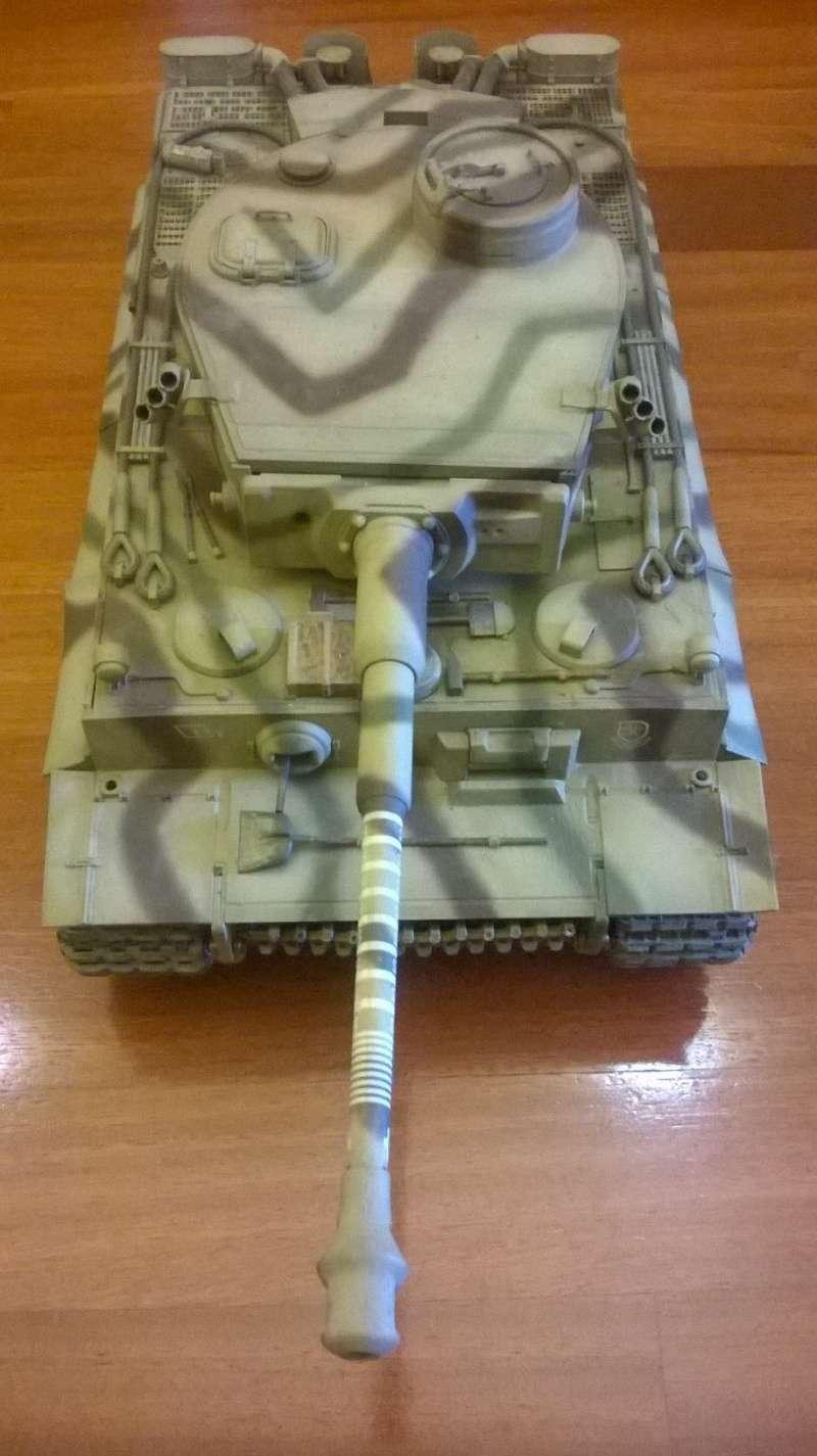 Vendo 56010 Tamiya Tiger S04 Wittmann RC 1:16 Wp_20123
