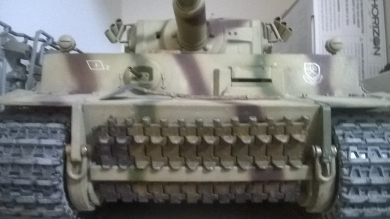 Vendo 56010 Tamiya Tiger S04 Wittmann RC 1:16 Wp_20126
