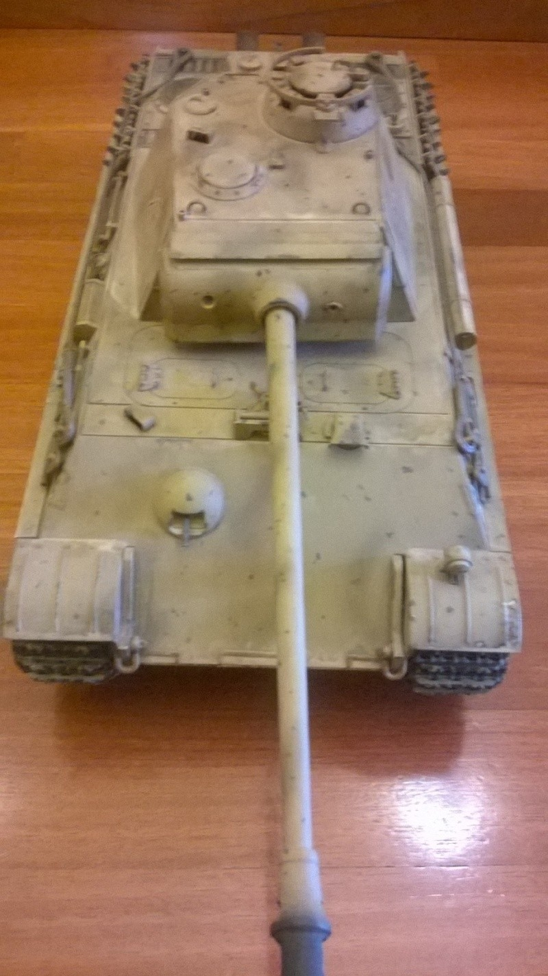 Vendo 56022 Tamiya Panther Ausf. G 1:16 full option RC Wp_20128