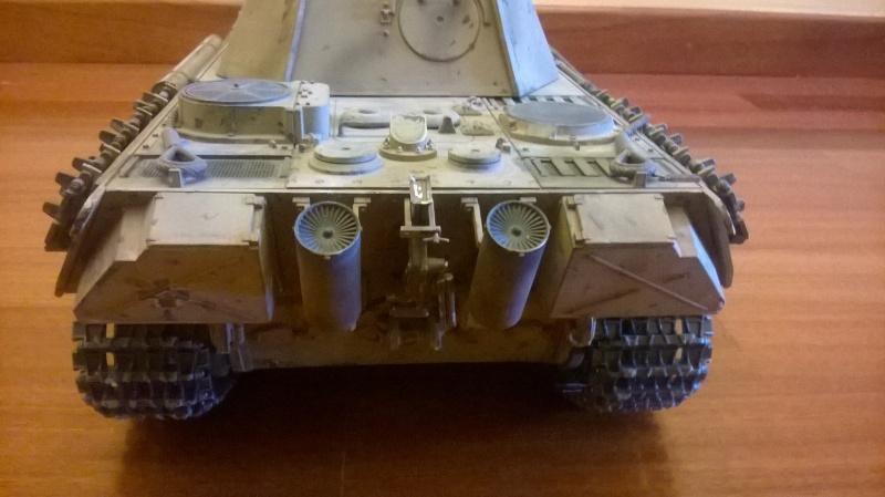 Vendo 56022 Tamiya Panther Ausf. G 1:16 full option RC Wp_20129